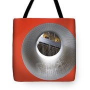 The Narrow Perspective Tote Bag