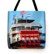 The Natchez 1 Tote Bag