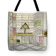The National Black Theatre Tote Bag