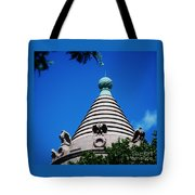The Natural History Museum Turret 1 Tote Bag
