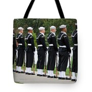The Navy Ceremonial Guard Tote Bag