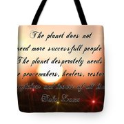 The Need Tote Bag