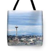 The Needle In Seattle Wa Tote Bag