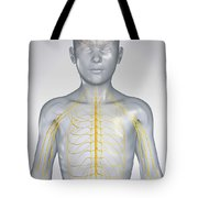 The Nervous System Child Tote Bag