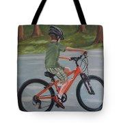 The New Bike Tote Bag
