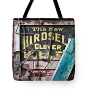 The New Birdsell Clover Huller Tote Bag