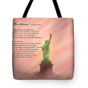 The New Colossus Tote Bag
