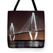 The New Cooper River Bridge Tote Bag