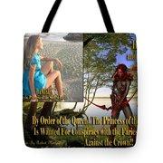 Princess Of The Sacred Lake Tote Bag