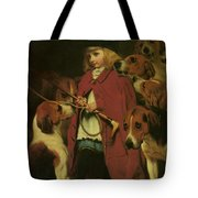 The New Whip Tote Bag by Charles Burton Barber