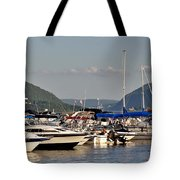 The Newburgh Water Front 2 Tote Bag