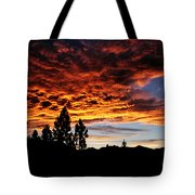 The Next Night In June Tote Bag