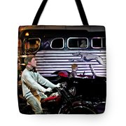 The Nifty Fifties Tote Bag by Bill Cannon