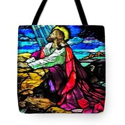 The Night Before The Cross Tote Bag