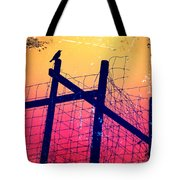 The Night Keeper Tote Bag