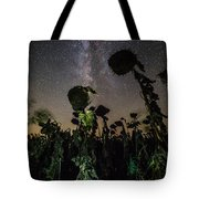 The Night Of The Triffids Tote Bag