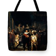 The Night Watch Tote Bag