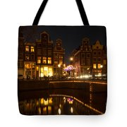 The Nine Streets Amsterdam Tote Bag