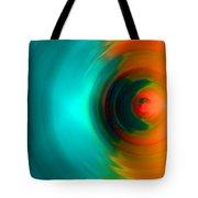 The No.2 Colored Hurricane Tote Bag