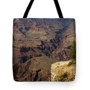 The Nooks And Cranies Of The Grand Canyon Tote Bag