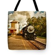 The Noon Train Tote Bag