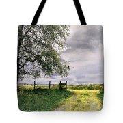 The North Pasture Tote Bag