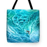 The North Shore Optimist Tote Bag