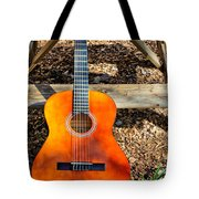 The Not So Old Guitar Tote Bag