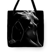 The Nude Tote Bag