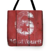 The Number 6 Tote Bag