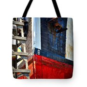 The Number Eight Tote Bag