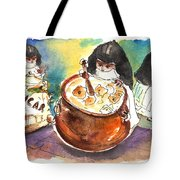 The Nuns Of Toledo 01 Tote Bag