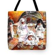 The Nuns Of Toledo 02 Tote Bag
