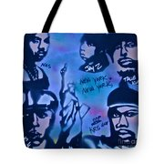 The Nyc Side Tote Bag