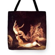 The Nymphaeum Tote Bag
