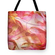 The Oak Leaf Pile Tote Bag