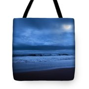 The Ocean Moon Tote Bag by Bill Wakeley