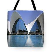 The Oceanografic Valencia Tote Bag