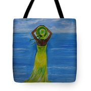 The Oceans Beauty Tote Bag