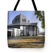 The Octagon - Buxton Pavilion Gardens Tote Bag