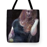 The Offering - Sale On Original Painting - Framed  Tote Bag