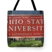 The Ohio State University Tote Bag