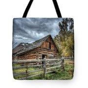 The Ol' Barn Tote Bag