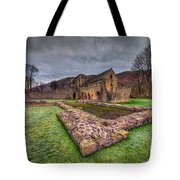 The Old Abbey Tote Bag