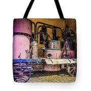 The Old Alambic Tote Bag