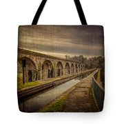 The Old Aqueduct Tote Bag