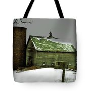 The Old Barn 4 Tote Bag