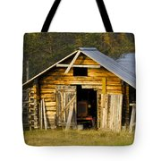 The Old Barn Tote Bag by Heiko Koehrer-Wagner