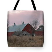 The Old Barns Tote Bag