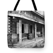 The Old Barracks Tote Bag